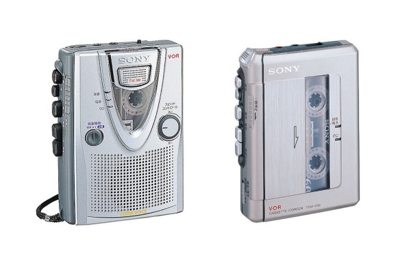 Putting the cassette to bed: Sony to discontinue handheld tape recorders in 2013