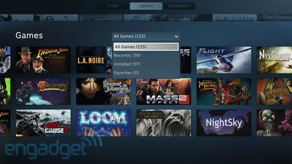 Steam Big Picture ya está disponible en su versión final