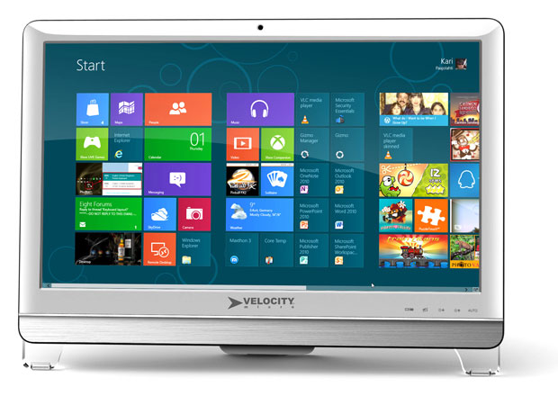 Velocity Micro presenta Edge, un todo-en-uno de 23,6 pulgadas