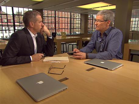 Tim Cook confirma que los Macs pasarn a fabricarse en los Estados Unidos