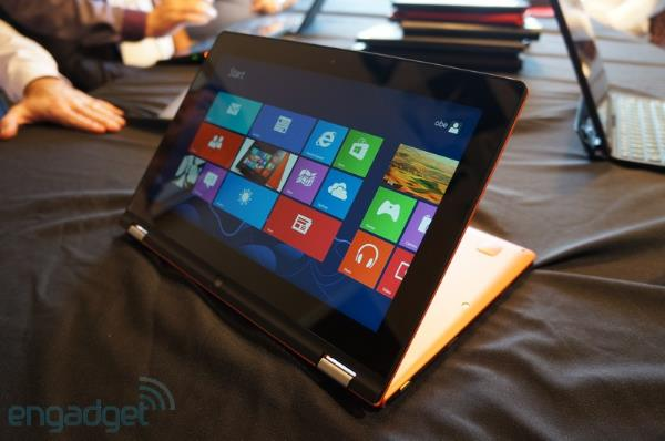 Lenovo anuncia el IdeaPad Yoga 11S, ahora con Ivy Bridge y Windows 8