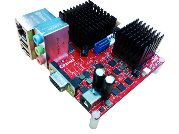 Gizmo Board, la placa de desarrollo que dar potencia AMD a tu prximo proyecto