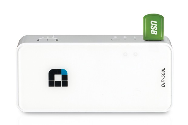 D-Link presenta SharePort Go, un router de bolsillo con lector de tarjetas SD