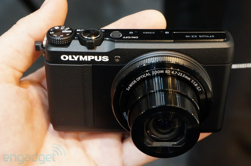 Olympus Stylus XZ-10 cosecha buenas impresiones a su paso por la CP+ 2013