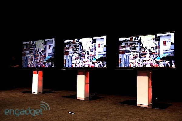 Sharp presenta su nueva gama LED TV para el 2013