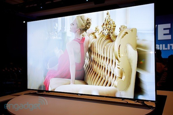 Un vistazo a las nuevas series F8000 LED TV de Samsung