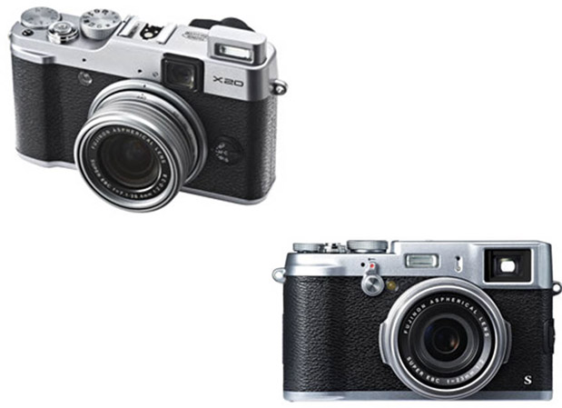 Fujifilm X20 y X100s emergen de las profundidades para desvelar todos sus secretos