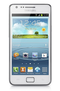 El Samsung Galaxy S II Plus se hace oficial entre el fragor del CES