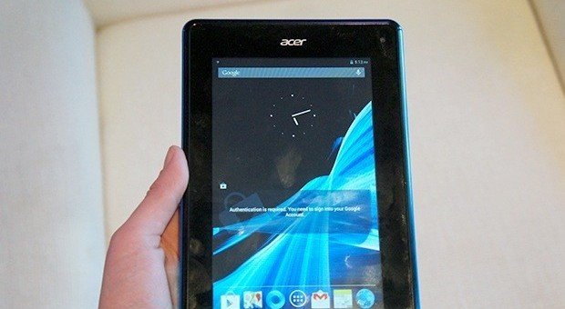 Acer insina tablets Quad Core de bajo coste con pantallas de 8 y 10 pulgadas