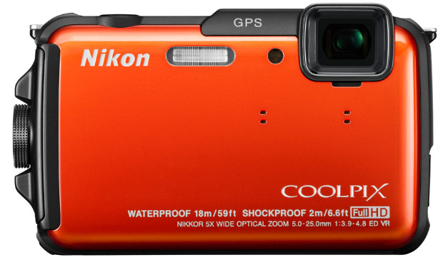 nikon coolpix aw110 y s31