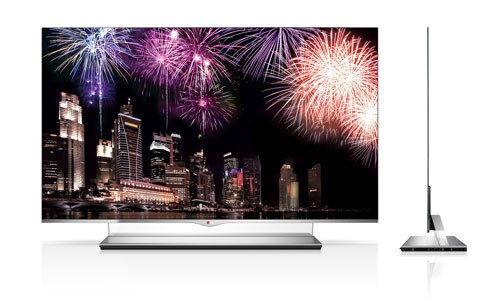OLED TV de 55 pulgadas de LG disponible para reserva esta semana en Corea