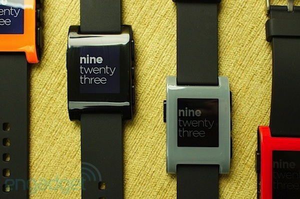 El reloj inteligente Pebble en nuestra mueca (con video)