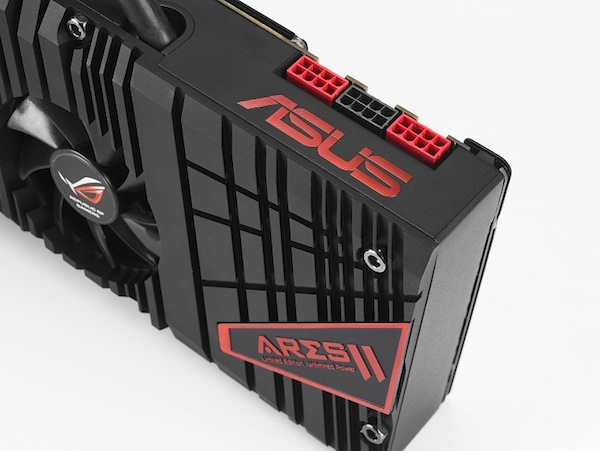 ASUS ROG ARES II llega a Espaa en edicin limitada y con sistema de refrigeracin hbrido