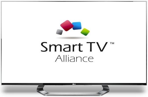 Smart TV Alliance Panasonic IBM