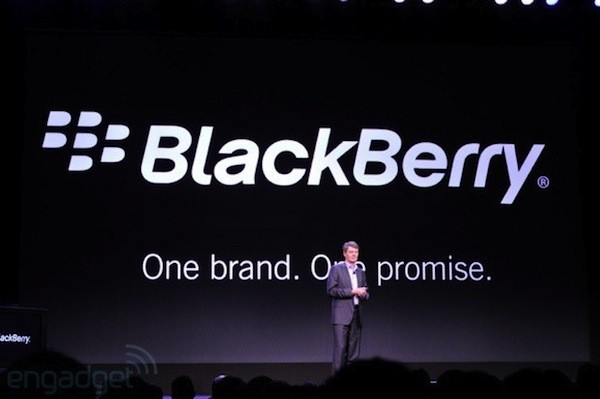 RIM ahora se llamar BlackBerry