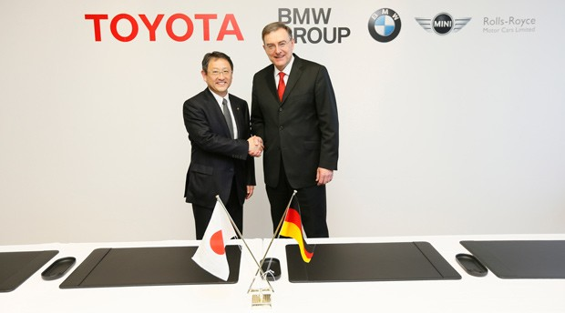 Toyota y BMW oficializan su romance y prometen trabajar en bateras de litio-aire