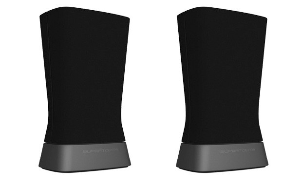 SuperTooth Disco Twin: Una pareja de altavoces gemelos Bluetooth para el CES