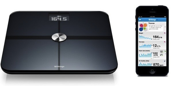 Withings actualiza su Smart Body Analyzer con nuevas funciones