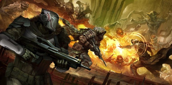 Los padres de Halo descubren Destiny, un FPS tipo MMO para Xbox 360 y PlayStation 3 (con vdeo!)
