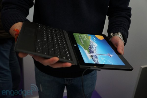 Microsoft Surface RT ya disponible en España