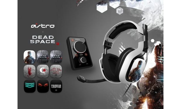 Auriculares Astro A30 y A40 edicin especial Dead Space 3 