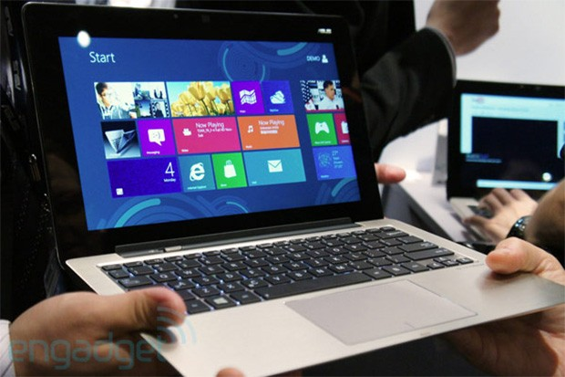 ASUS Transformer Book, el híbrido Windows 8 puede ya reservarse