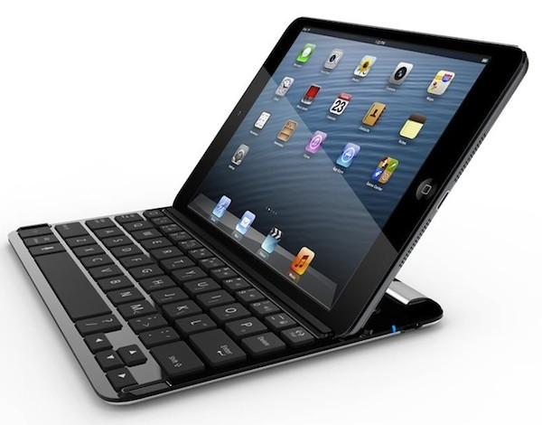 Belkin presenta su funda con teclado FastFit Bluetooth Wireless para iPad mini