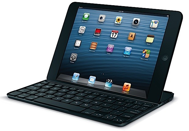 Logitech encoge su teclado Ultrathin para el iPad mini