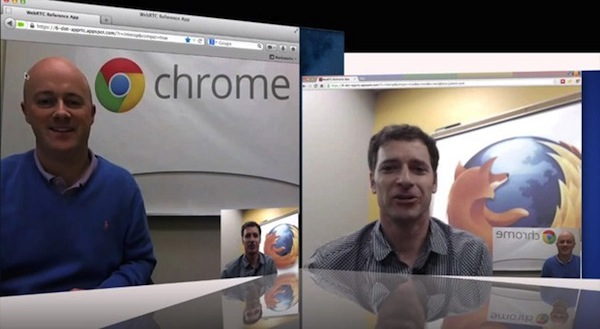 Chrome y Firefox implementan las llamadas WebRTC en sus versiones beta (con video)