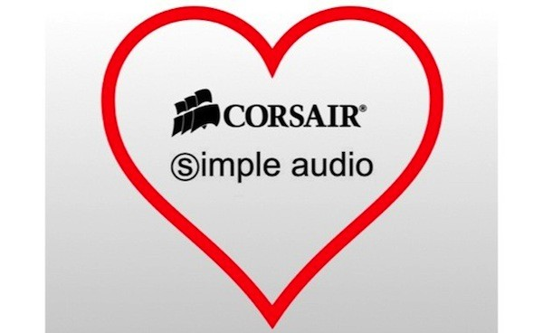 Corsair adquiere Simple Audio