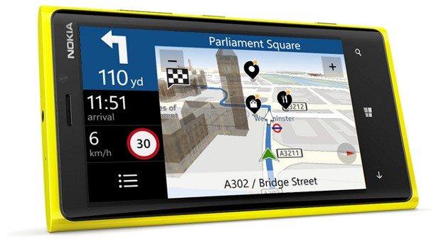 Nokia Drive, Maps y Transit llegarn a otros Windows Phones