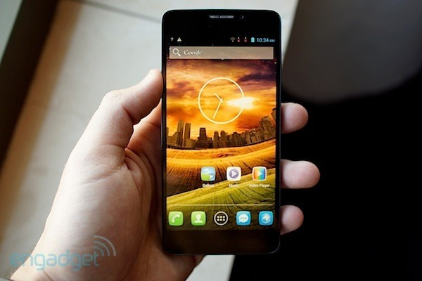 Alcatel One Touch Idol X en nuestras manos (¡Con vídeo!)