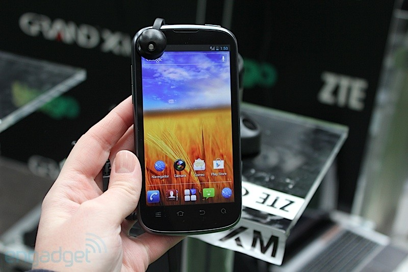 ZTE Grand XM