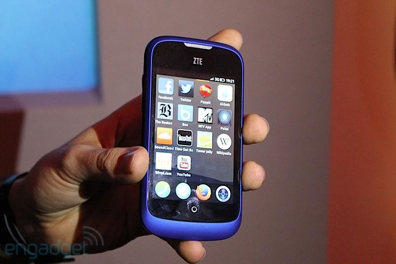 ZTE Open con Firefox OS en nuestras manos (con vdeo!)