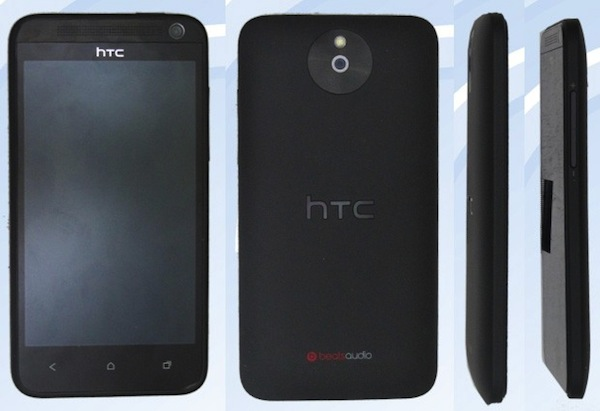 HTC 603e aparece en base de datos de homologacin china