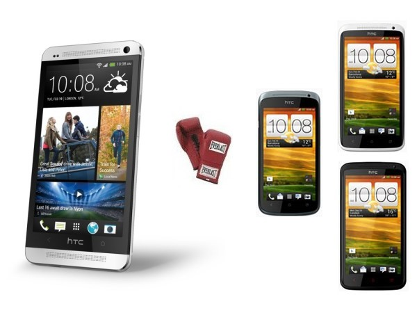 HTC One vs. One S, X y X+: ¿Qué ha cambiado?