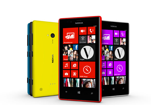 Nokia Lumia 720: Pantalla ClearBlack de 4,3 pulgadas y 9 mm de grosor para el primo asequible del 820