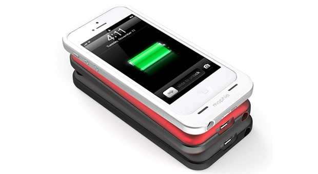 Mophie Juice Pack Air vitamina la batera de tu iPhone 5 con 1.700 mAh extra