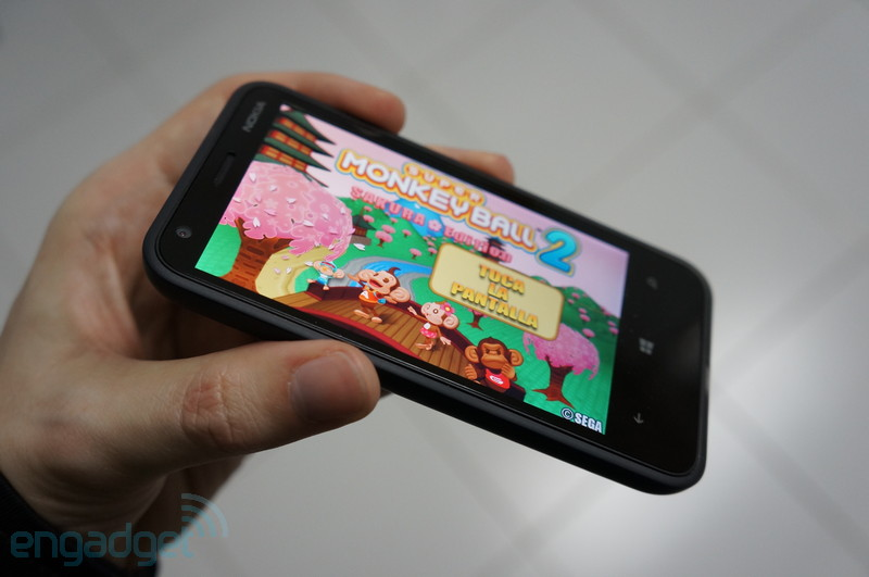 Sonic CD y Super Monkey Ball 2 gratis total para los usuarios de un Nokia Lumia