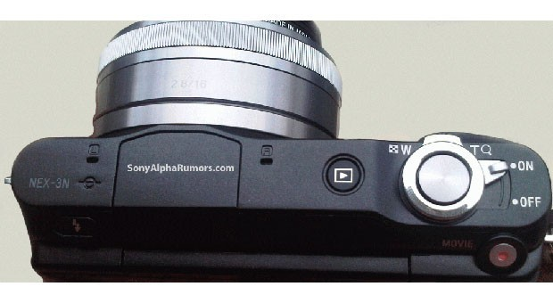 Es esta la nueva Sony NEX-3N?