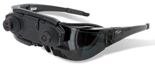 Las gafas Vuzix Wrap 1200AR muestran realidad aumentada en 3D