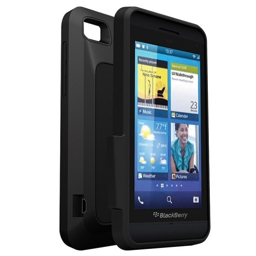 PowerSkin anuncia la primera funda con batera integrada para la BlackBerry Z10