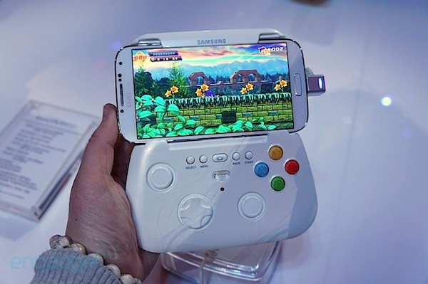 galaxy s 4 gamepad
