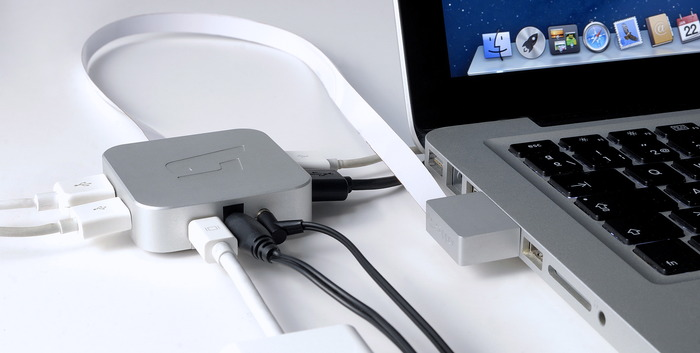 MacDock, un hub muy completito que expandir tu MacBook