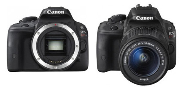 Canon EOS-b muestra su manejable cuerpo en una filtracin