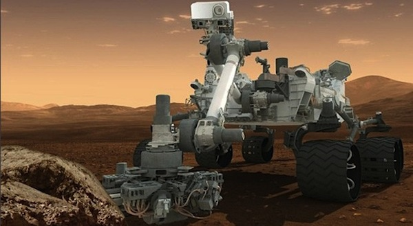 Curiosity se mantendr en 'modo seguro' hasta que la NASA solucione un problema con archivos corruptos