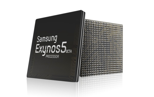 Samsung lanza su procesador Exynos 5 Octa (y se confirma su GPU PowerVR)