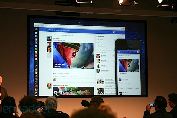 Facebook redisea su seccin de noticias, ahora ms visual y con seleccin de contenidos - Actualizada