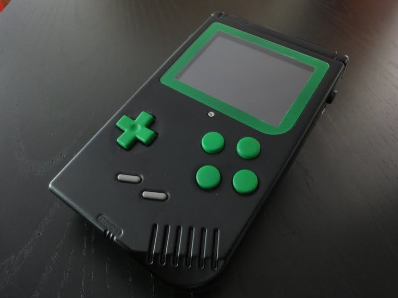 GameBoy Reloaded: El híbrido de GB/DS Lite definitivo, a la venta en eBay por 300 euros