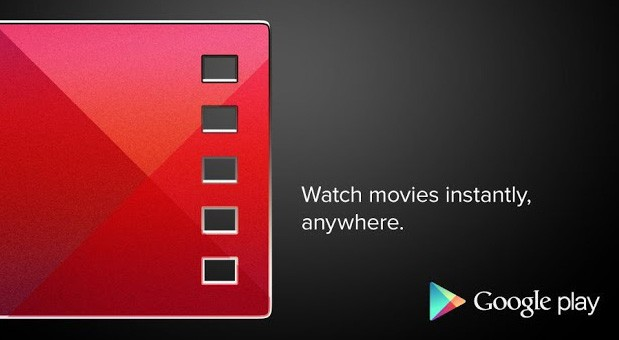 Google Play Movies disponible en México